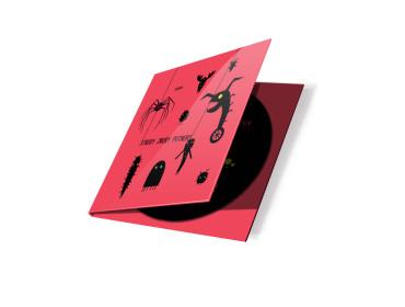 Płyta CD – Glass Ballerina – Stwory zmory i potwory