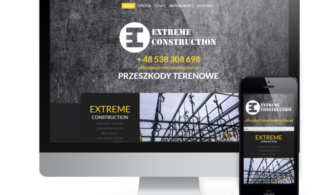 extremeconstruction www01 stronyzpomyslem